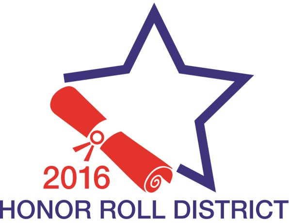2016 Honor Roll District
